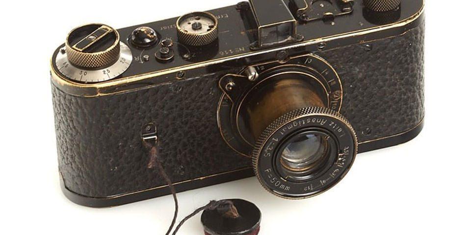Самый дорогой фотоаппарат